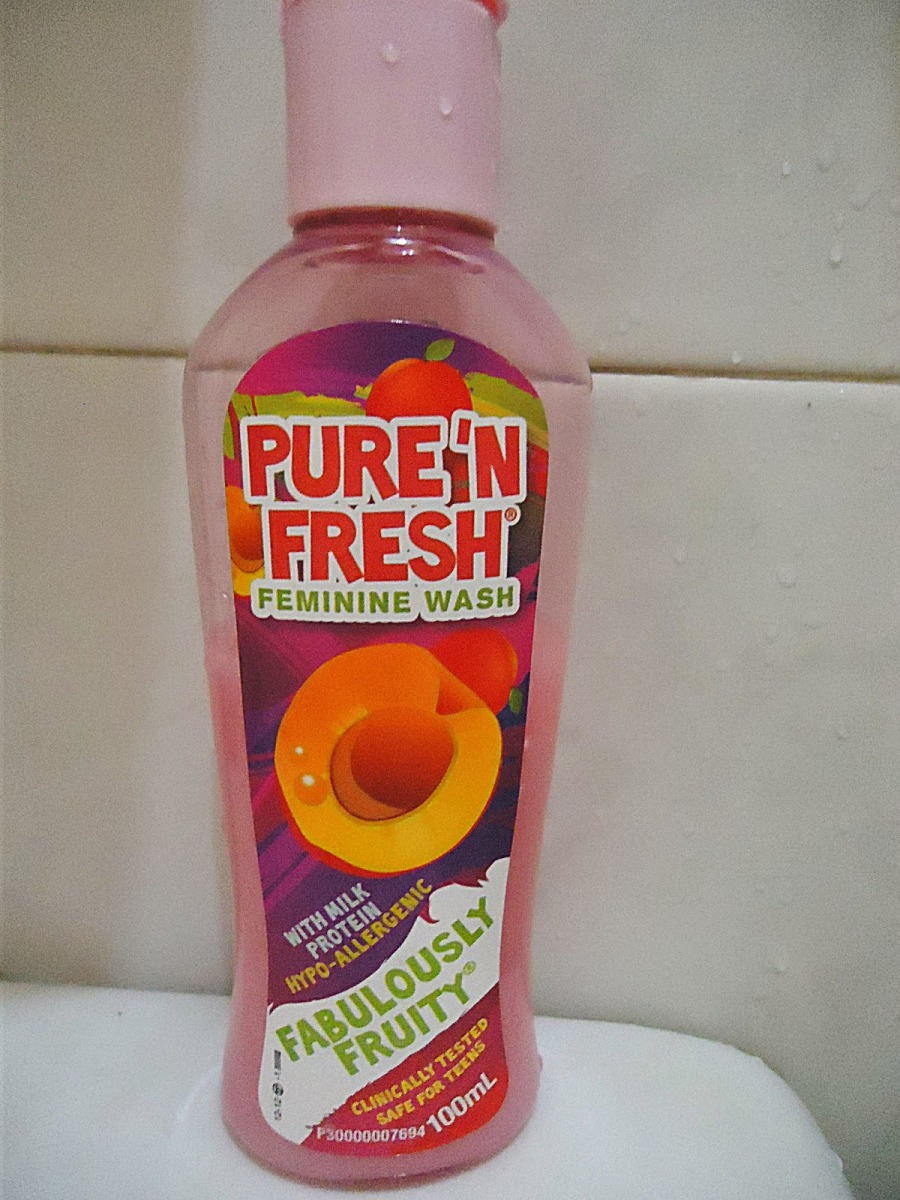 Review: Pure N' Fresh Feminine Wash