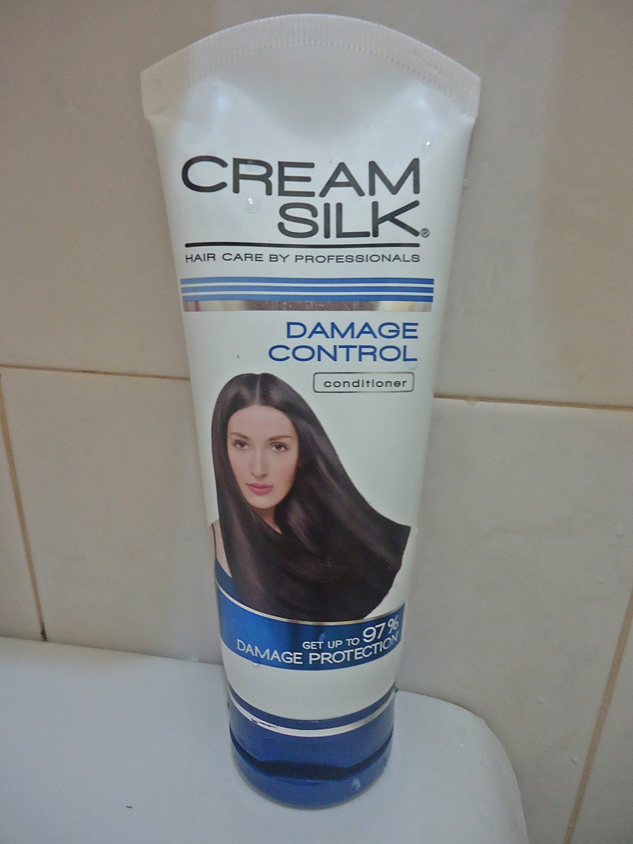 Review: Creamsilk Damage Control Conditioner